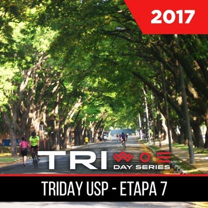 Imagem de TRIDAY SERIES - USP 15/11/2017