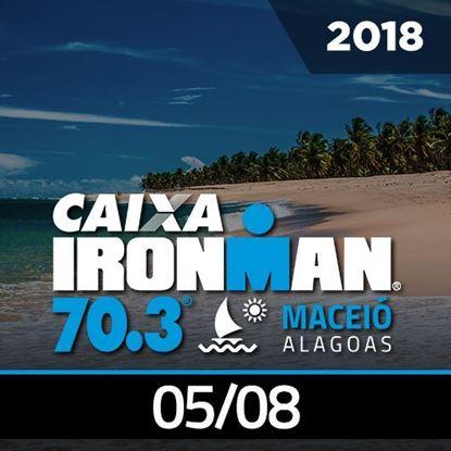 Imagem de 2018 IRONMAN 70.3 Maceió
